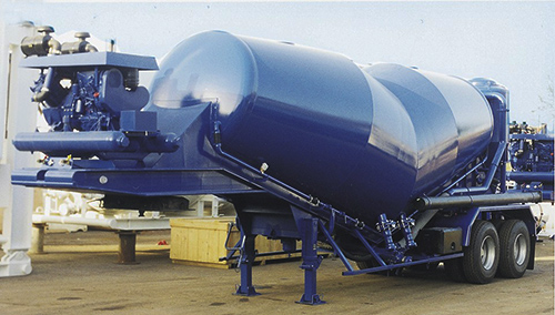 Design and manufacture of a banana trailer (SCHLUMBERGER)